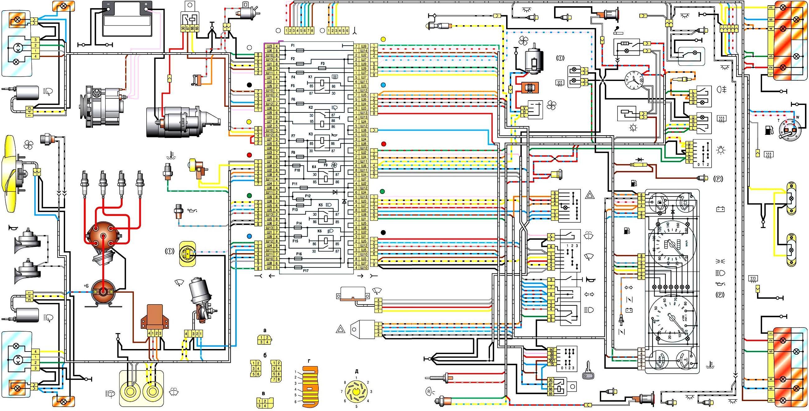 Сложные переключения в схемах электроустановок5