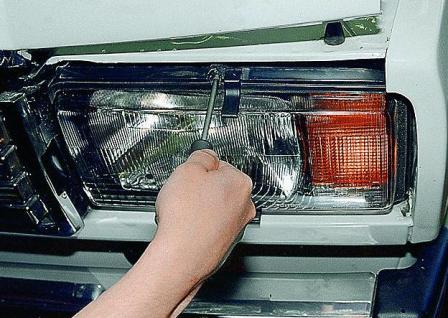 Как правильно заменить стекло на фаре