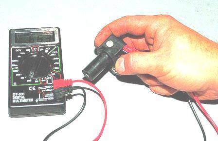 Фото №5 - ВАЗ 2110 замена датчика положения коленчатого вала