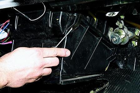 Как проверить рулевые наконечники на ваз 2112 видео