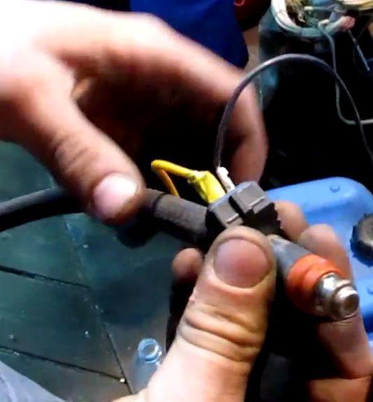 Промывка инжектора логан своими руками