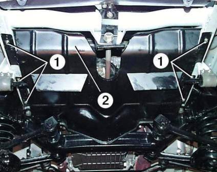 Двигатель из автомобиля