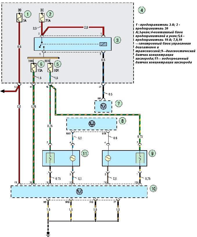 Схема 7а.