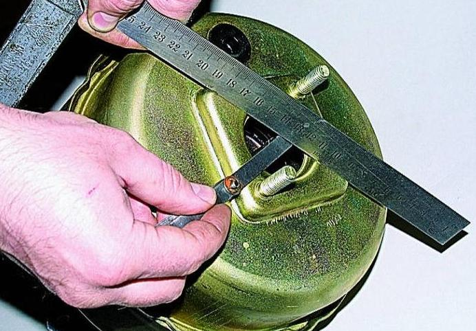 Фото №10 - регулировка вакуумного усилителя тормозов ВАЗ 2110
