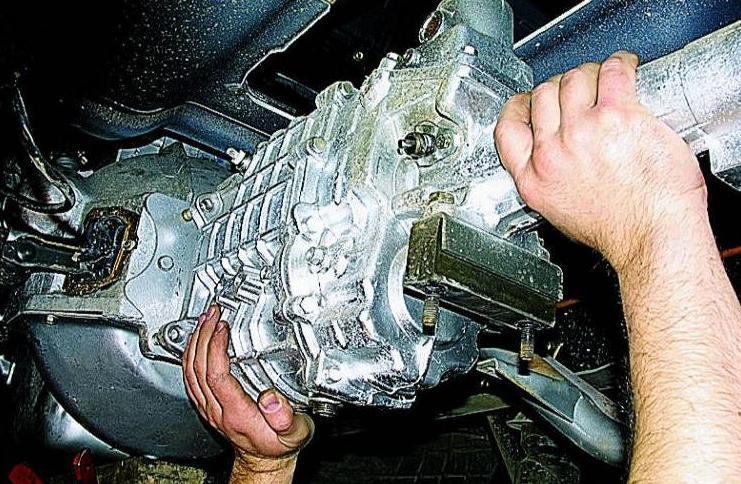 Особенности ремонта коробки передач
