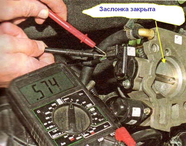 Фото №1 - как проверить датчик топлива ВАЗ 2110