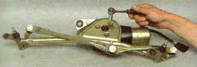 Моторчик дворников ремонт своими руками 45