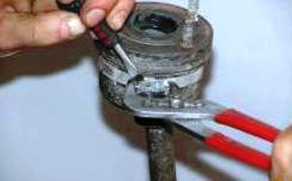 Как снять карданы на ниве шевроле