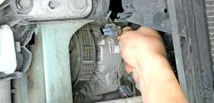 Шкив компрессора кондиционера рено меган 2