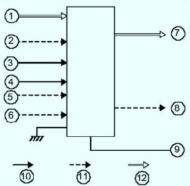тока в переменный схема