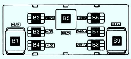 фольксваген пассат в6 реле j329